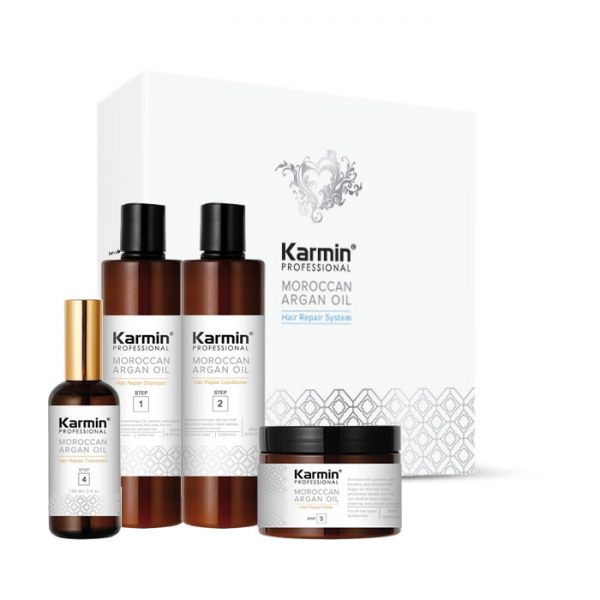 Karmin 4 Step Hair Repair System